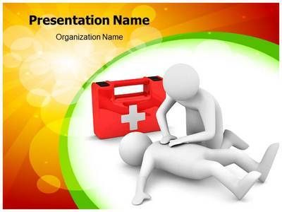 Download Our Professional Looking Ppt Template On First Aid And Make