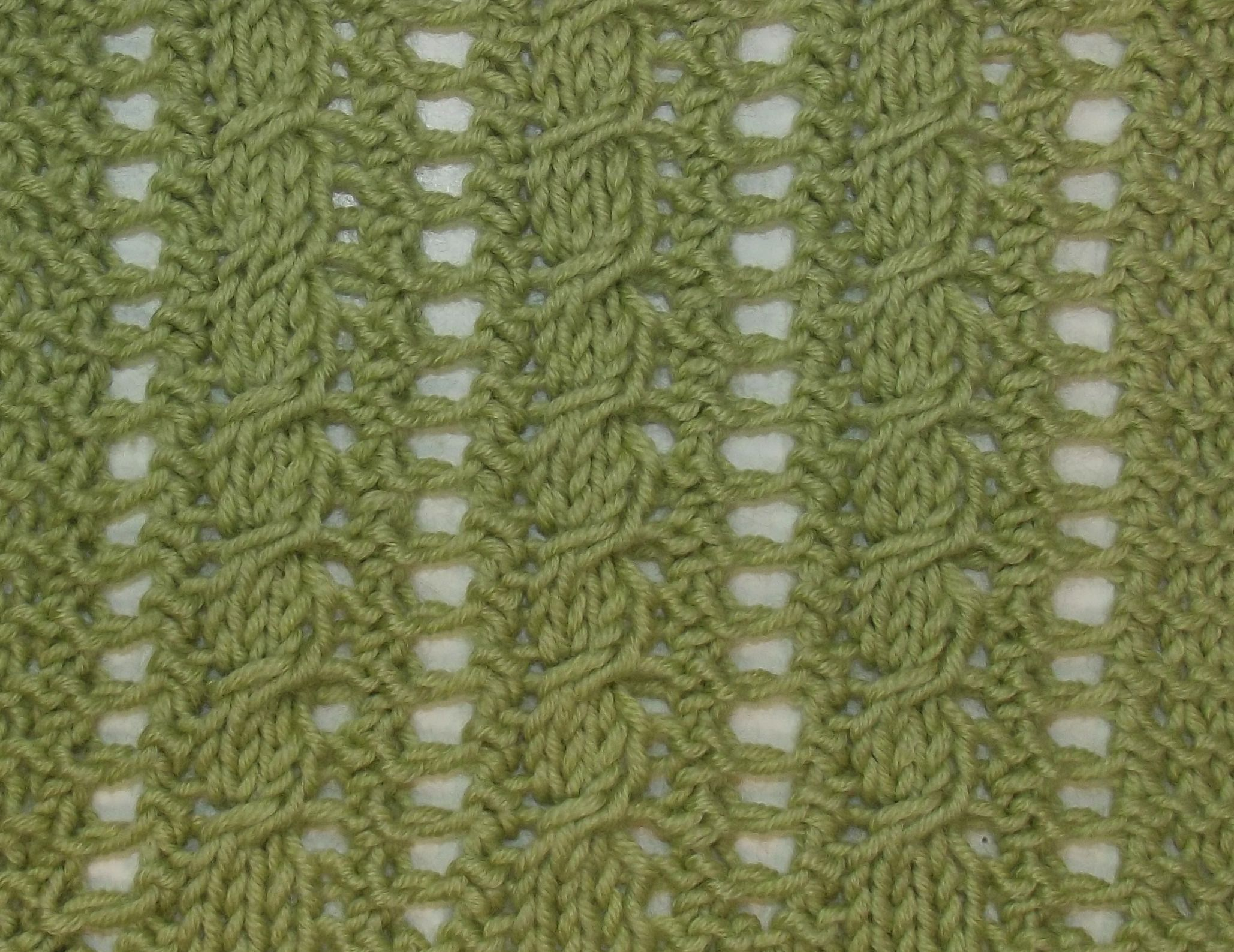 Lace Ladders and Twist incorporates twisted stitches, that give you ...