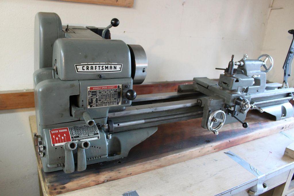 Sears Metal Lathe Model 101