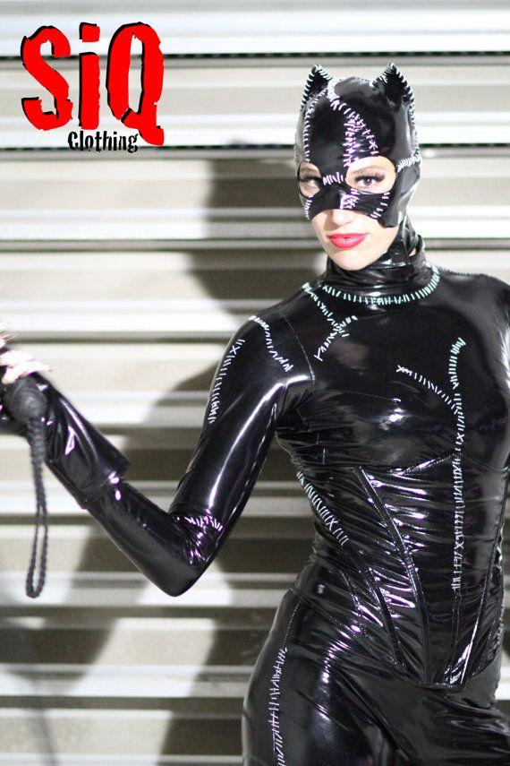 Michelle Pfeiffer Catwoman waist cincher corset ONLY ...