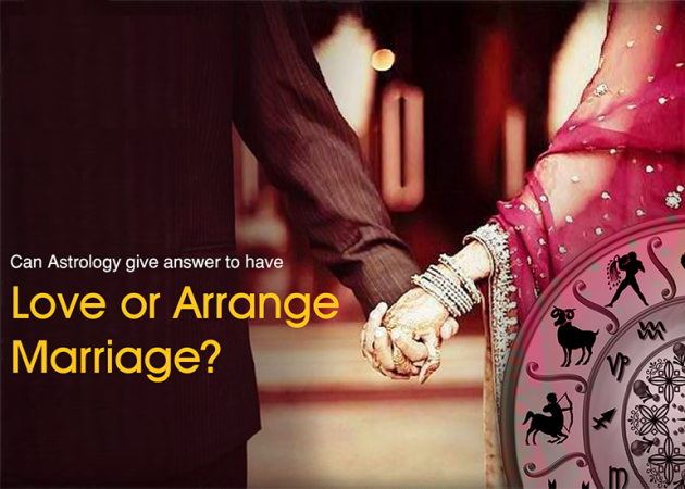 love marriage vedic astrology