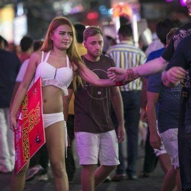 Секс туризм в тайланде для влиятельных леди