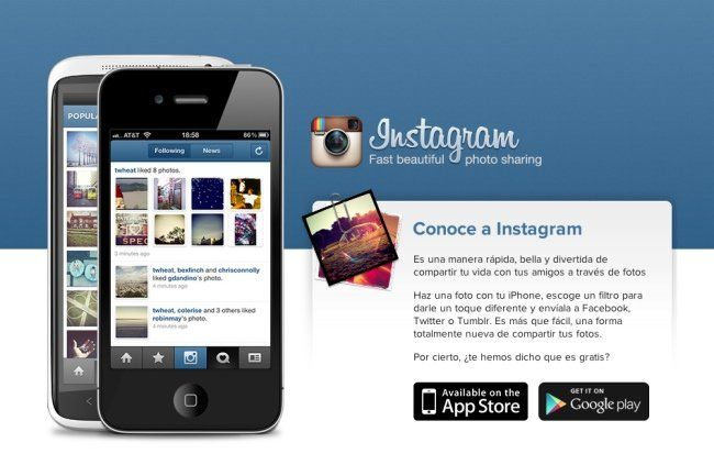 Instagram da marcha atrás en sus términos de uso