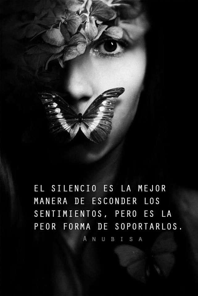 El silencio...*