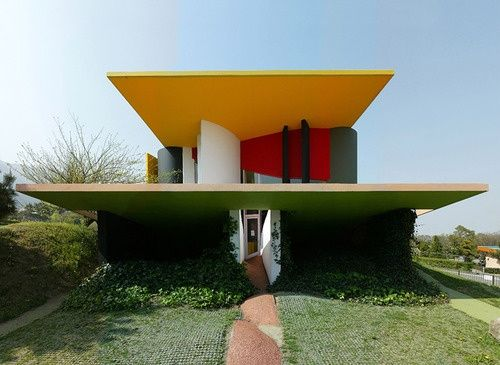 Geometric housing. Xk #kellywearstlerXdomino #myvibemylife #geometric