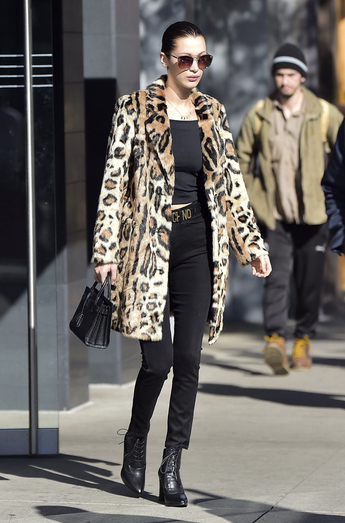 8ca815f97c87 Bella Hadid's leopard-print style is yours for the taking! | Style ...