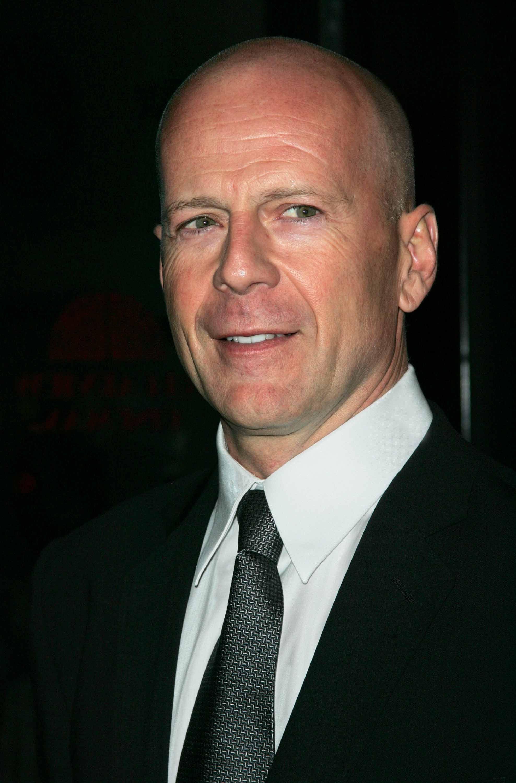 Bruce Willis as John McClane | Bruce willis, American