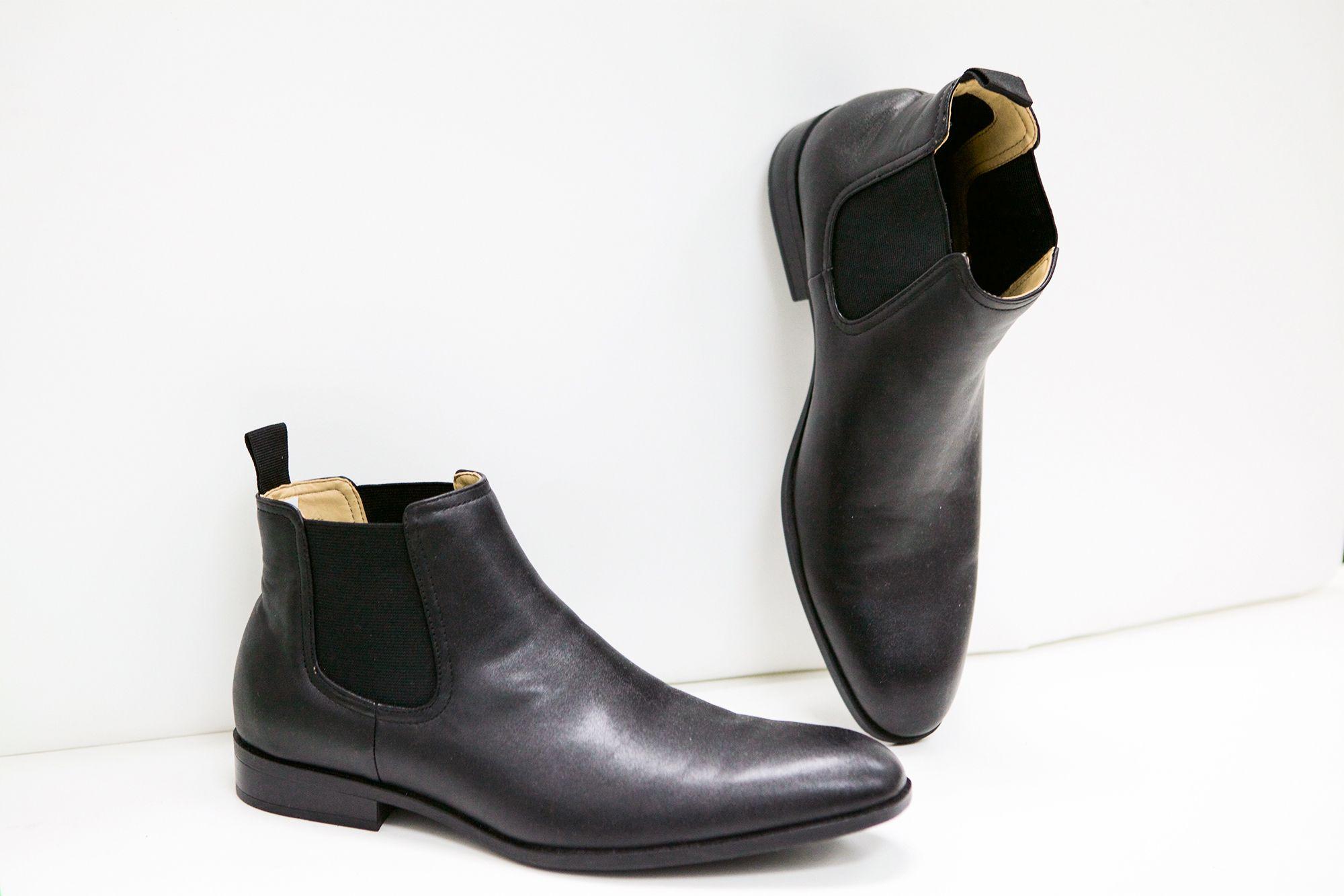 H\u0026M Slip On Men's Chelsea Boot (Size 9