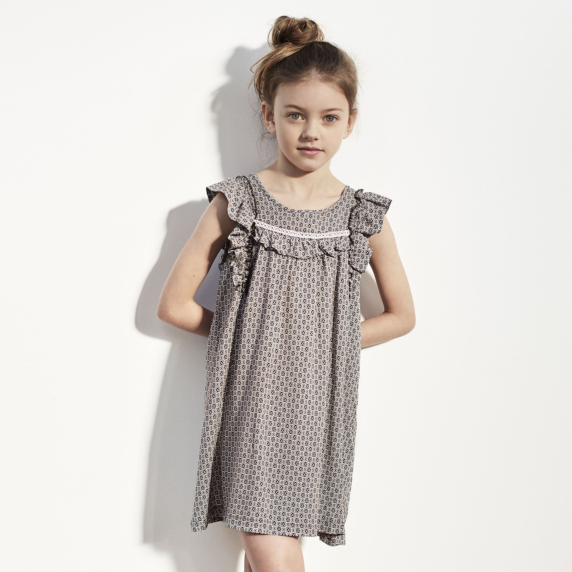 IKKS | Girls' dress (XH30062) | Girls' Clothes, Summer 2016