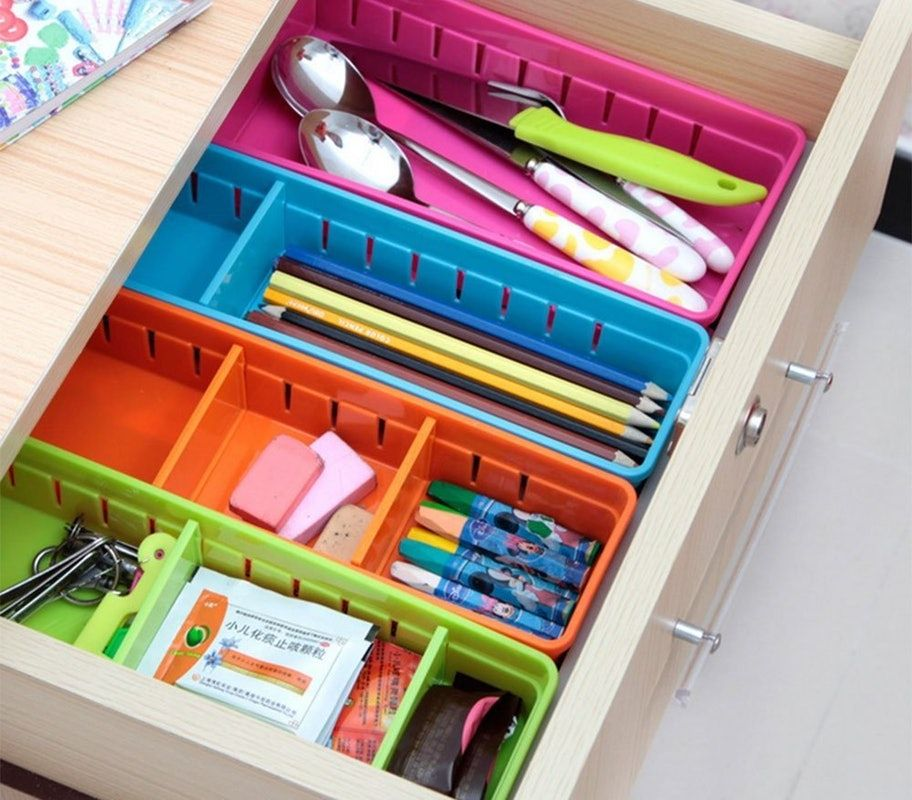21 Most Genius Things On Amazon Under $1 | Plastic drawer ...