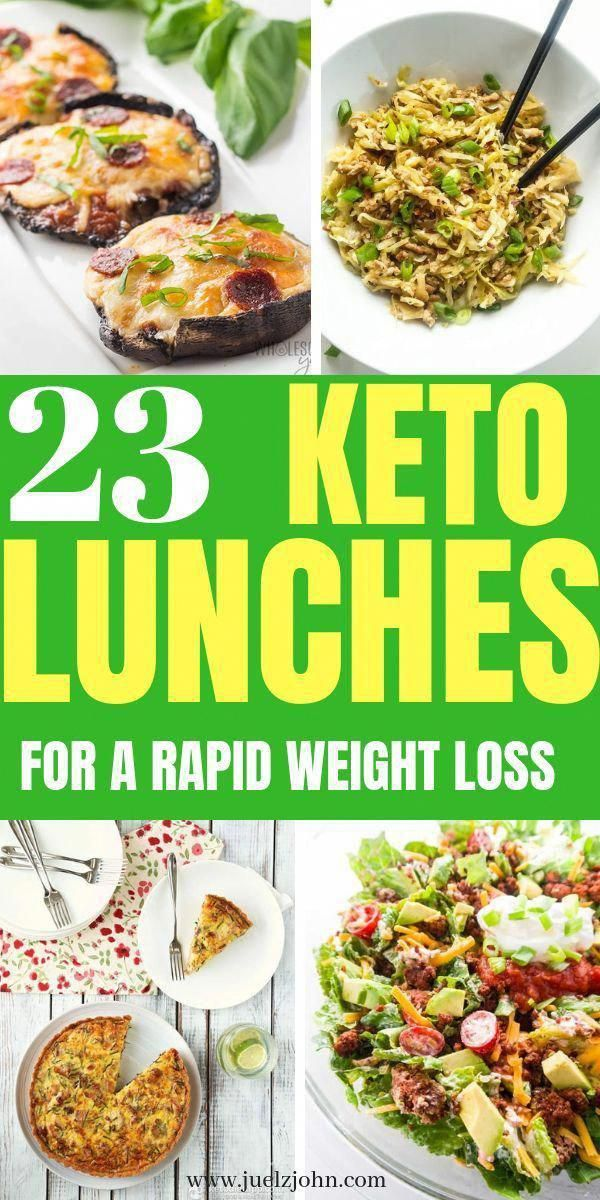 Easy keto lunch ideas for weight loss. Low Carb ketogenic diet lunches #keto #ketolunches#…