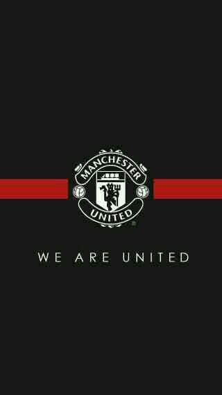 Mufc Iphone Wallpaper Man Utd Wallpaper Manchester United Manchester United