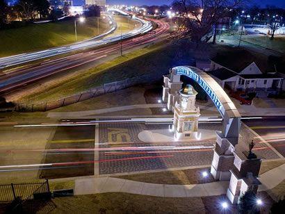 Alabama State University Campus National Student Exchange