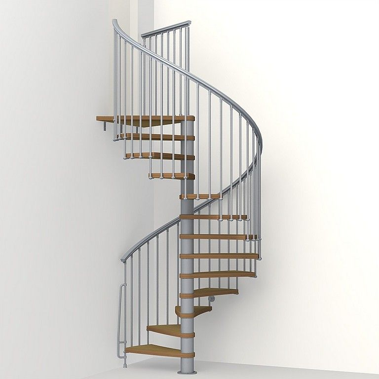 Inspirational Stairs Design: 34+ Awesome Spiral Staircase Design Inspiration