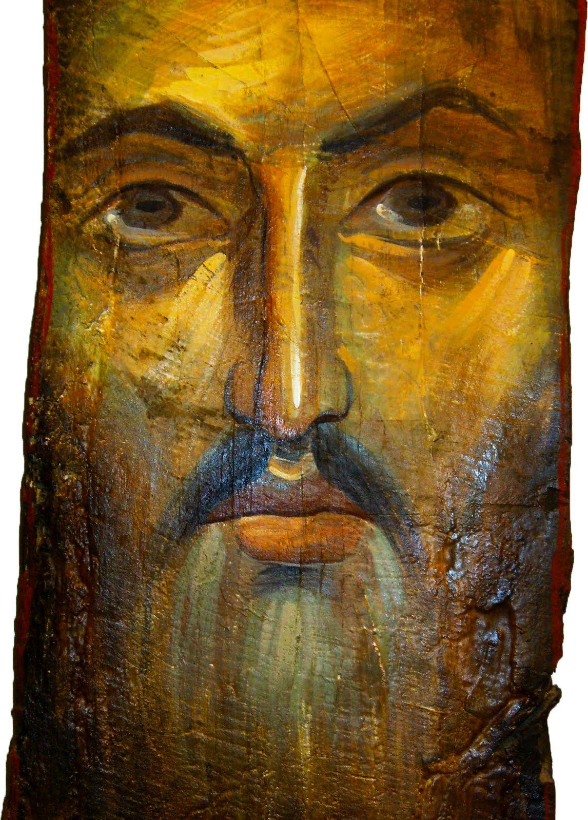 Byzantine Icon Jesus Christ