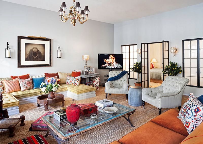 Living Room Decor Ideas For Homes With Personality Oturma Odasi