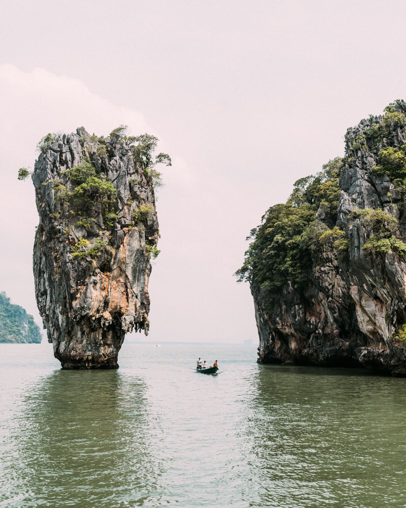 James Bond island, Phuket, Thailand by Alina Tsvor on 500px