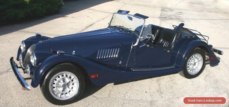 Car for Sale 1998 Plus 8