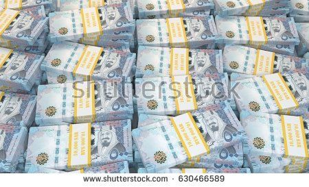 Money Background Saudi Riyal Ten Fifty One Hundred And Five Hundred Bills ريال سعودي عملة عملات نقود فلوس مصاري ر Money Background Money Money Logo