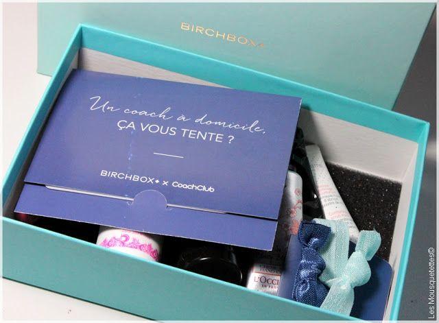 Nouveau Depart Brouillon En Janvier 2016 Pour Birchbox Le Blog Les Mousquetettes Marseille Box Beaute Nouveau Depart Nouveau Ne