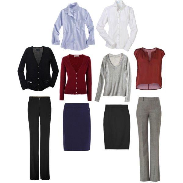 office wardrobe ideas. \ Office Wardrobe Ideas E