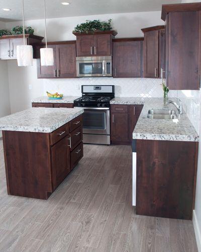 Knotted Oak Kitchen Cabinets: Pin By Ibtissem Knouzi On Kitchen 2