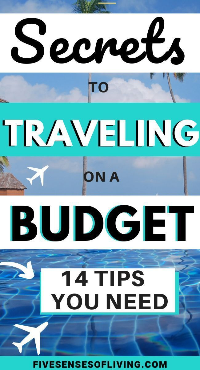 14 Secret Tips For Traveling On A Budget -  Have you ever wondered how do you travel when you have no money? Or maybe can I fly cheap? The answ - #AsiaTravel #budget #BudgetTravel #CultureTravel #NightlifeTravel #RoadTrips #Secret #tips #TravelTips #Traveling