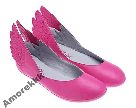 Adidas Originals Jeremy Scott Baleriny Skrzydla Ballerina Shoes Flats Jeremy Scott Adidas Me Too Shoes