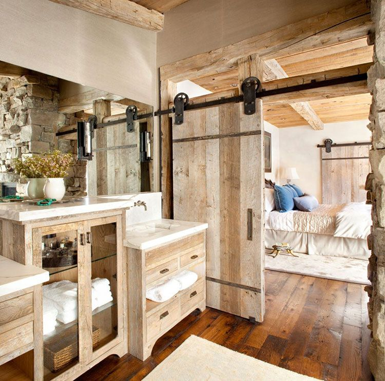 Come arredare un bagno country chic n.11 | Bagni di design | Pinterest