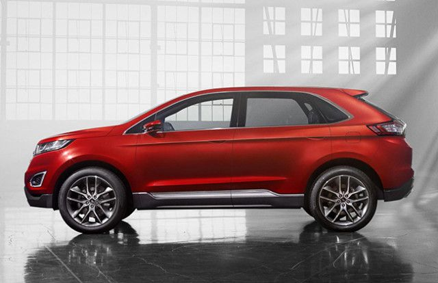 Idea By All Star Ford On New Model 2017 Ford Edge Ford Edge Ford Edge Suv Ford