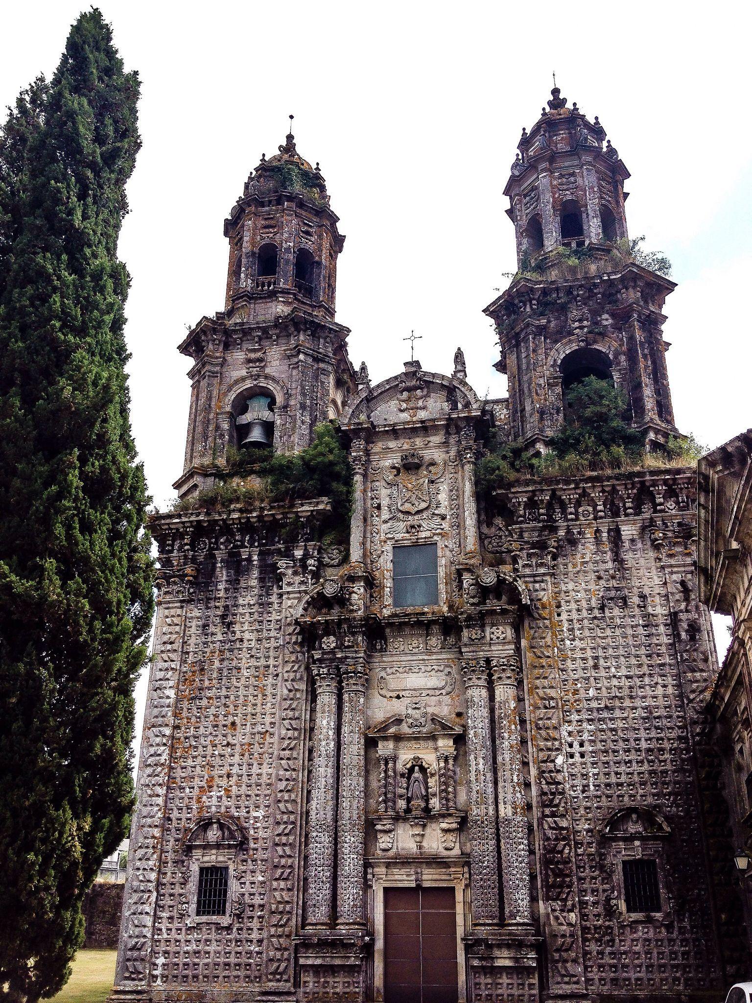 Monasterio de Santa Maria de Sobrado dos Monxes (Galicia - Spain)