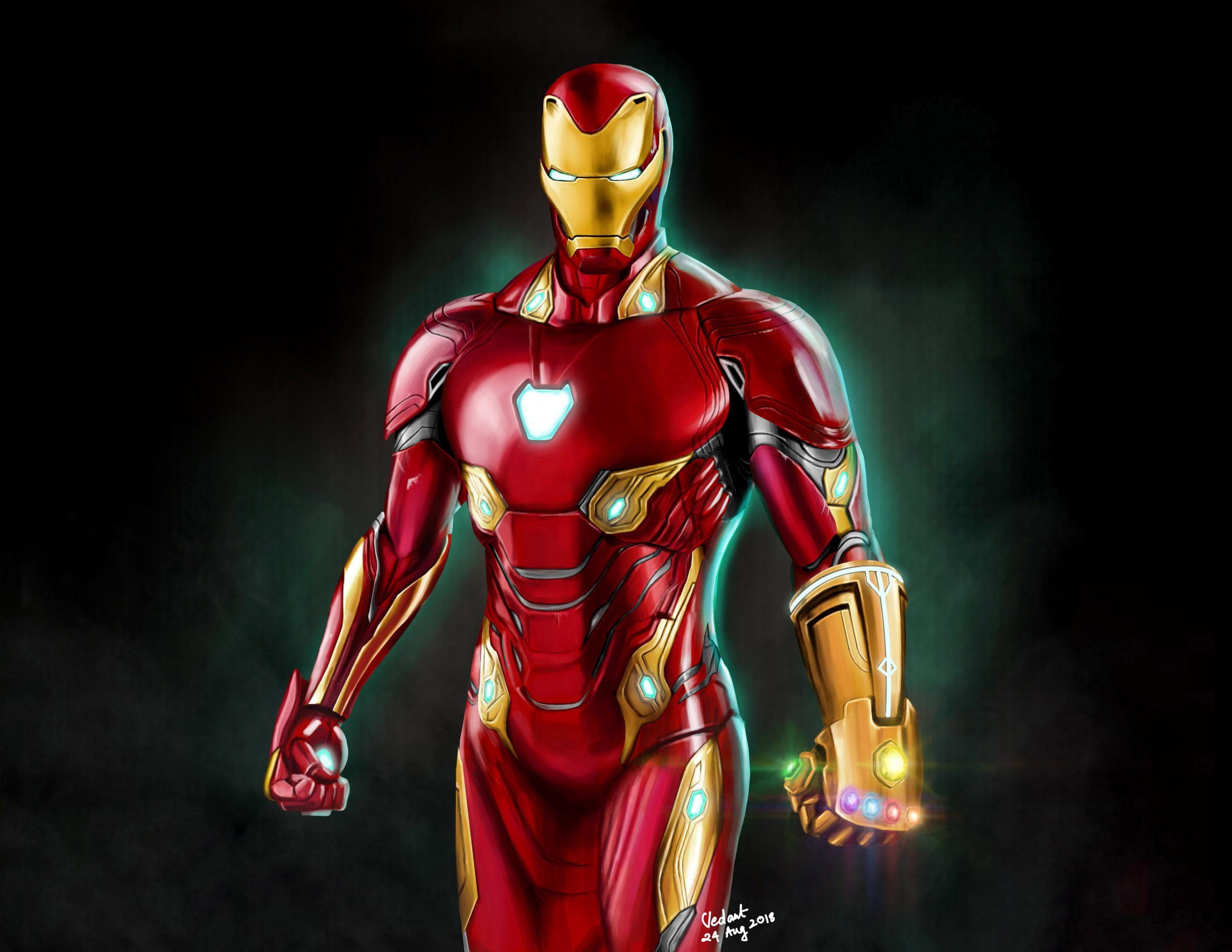 iron man artwork hd digital art superheroes reddit