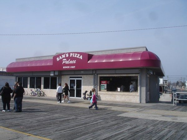 Sam S Pizza Now Still The Best Pizza Down The Shore North Wildwood Wildwood Sam S Pizza