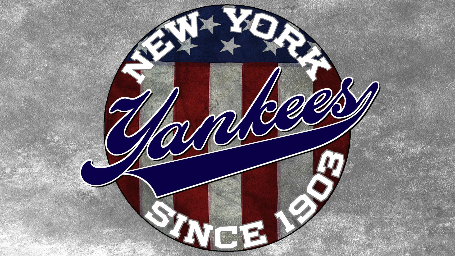 73 Ny Yankees Wallpapers On Wallpaperplay New York Yankees Yankees New York Yankees Logo