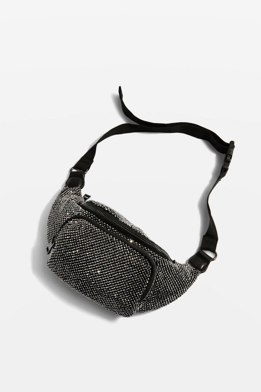 91feaf7f8699 Diana Diamante Bumbag - Bags & Purses - Bags & Accessories - Topshop