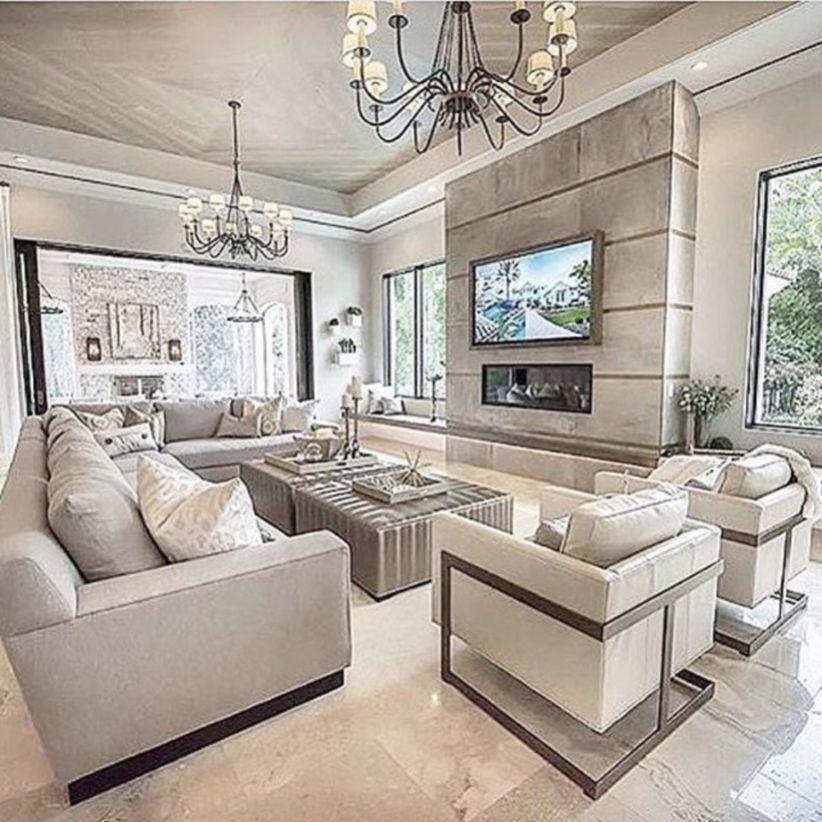 Luxury Living Room 49 Gorgeous Luxurious Living Room Design For Luxur Dizajnerskie Gostinye Dizajn Doma Roskoshnye Gostinye