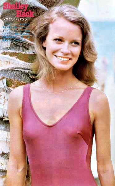Shelley Hack On The Set Of Love Boat Angels  1979 -8942
