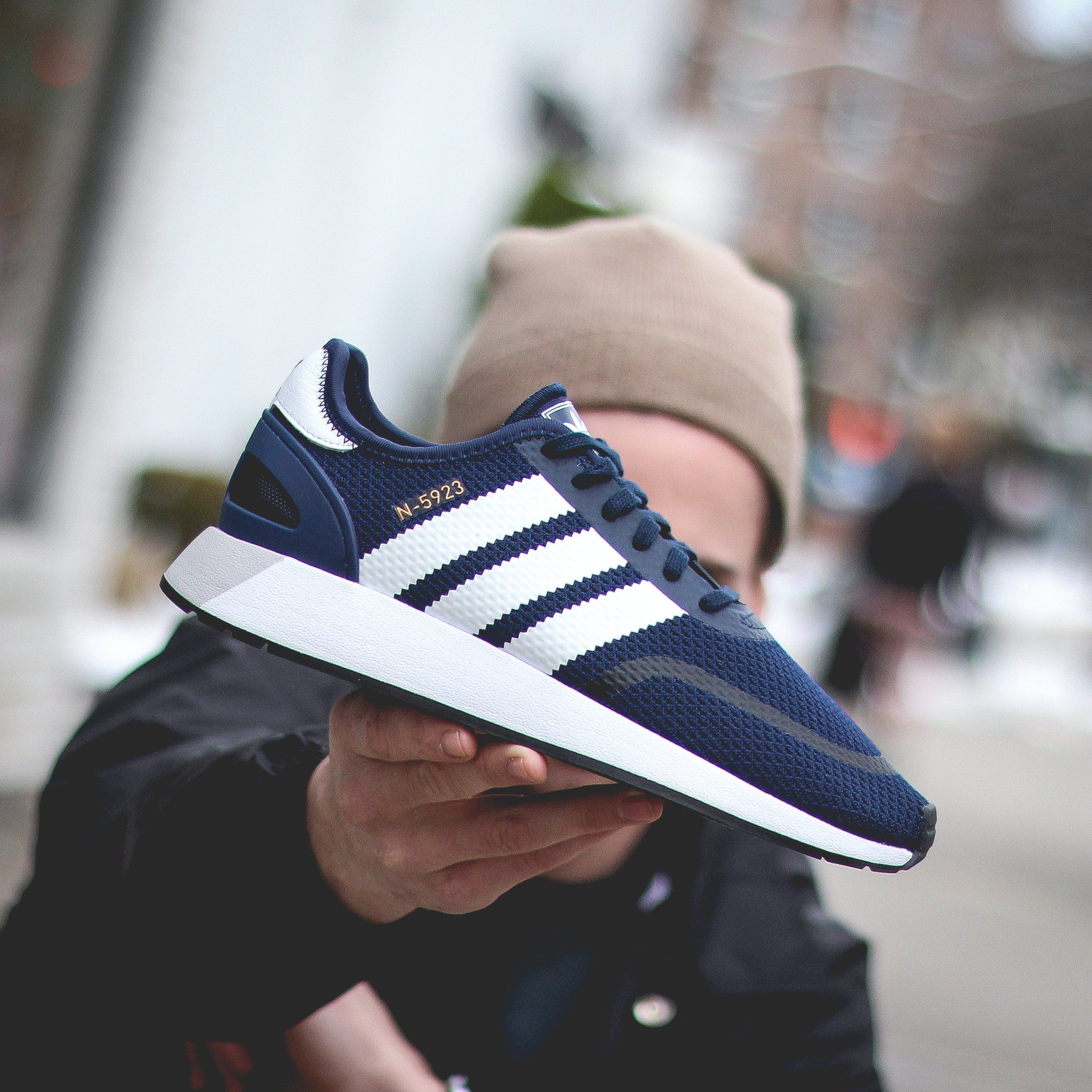 Adidas N-5923 - Navy | Sneakers, Sneakers men fashion ...