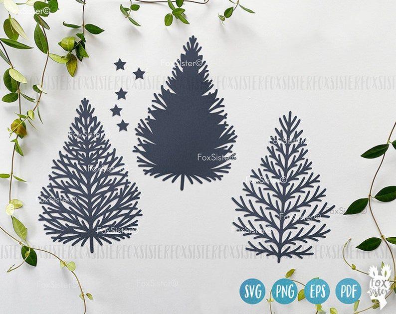 402 Christmas Tree Svg Etsy
