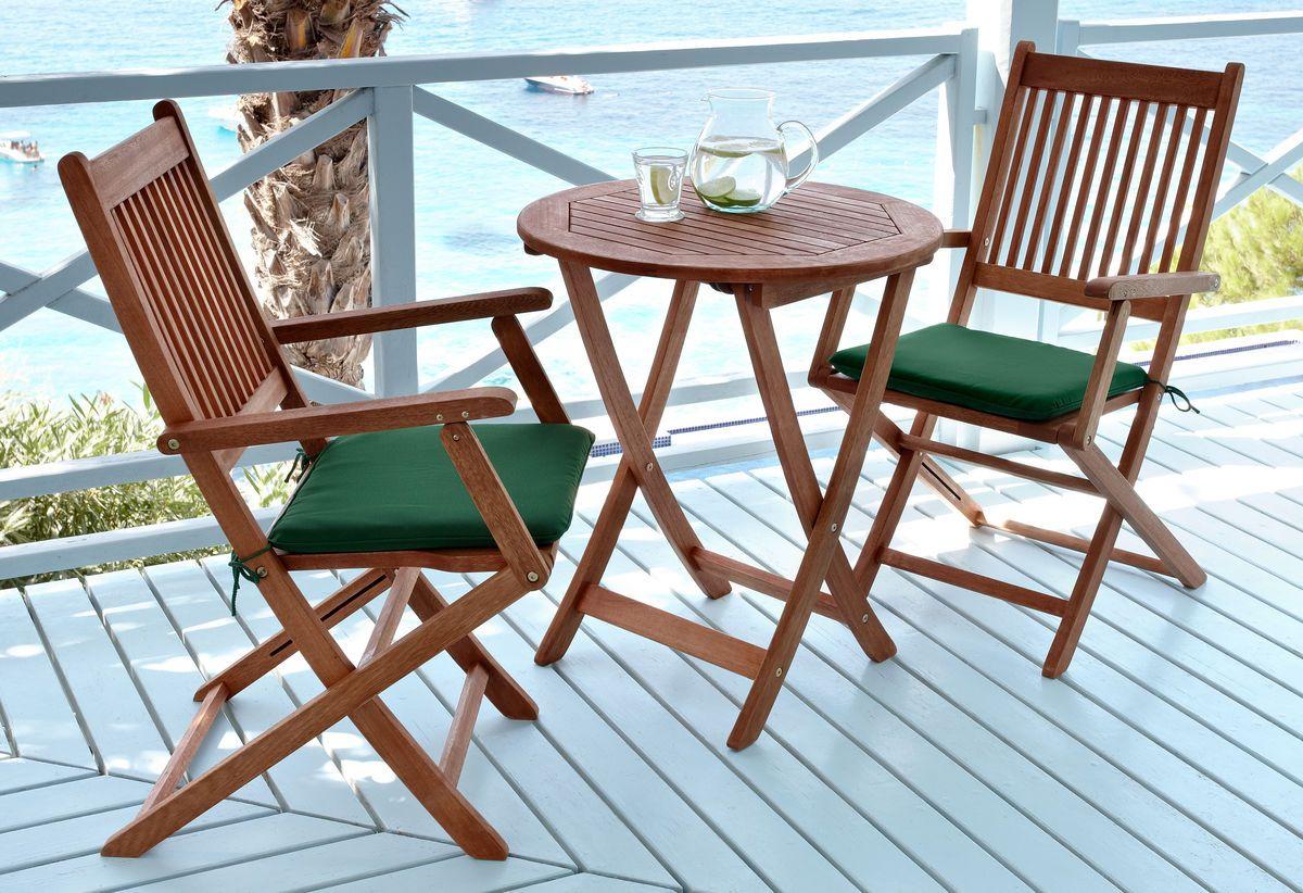 Balkonmobel Terrassenmobel Aus Holz Rattan Und Metall