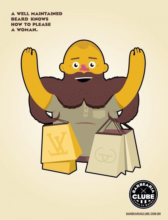 Barbearia Clube: Bags
