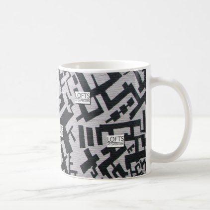 Coffee Mug with Wall of Capricorn diy cyo customize create your