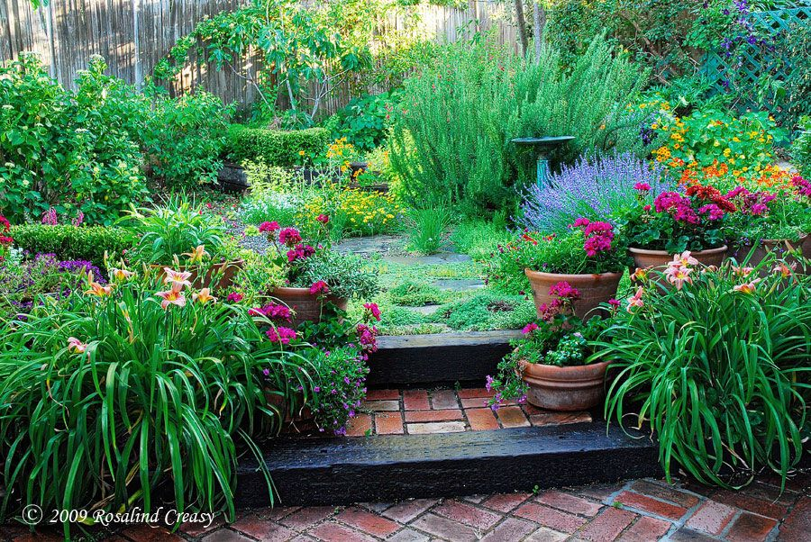 Beau Beautiful Backyard Gardens | Backyard Herb Garden Fall Porch And Edible  Garden