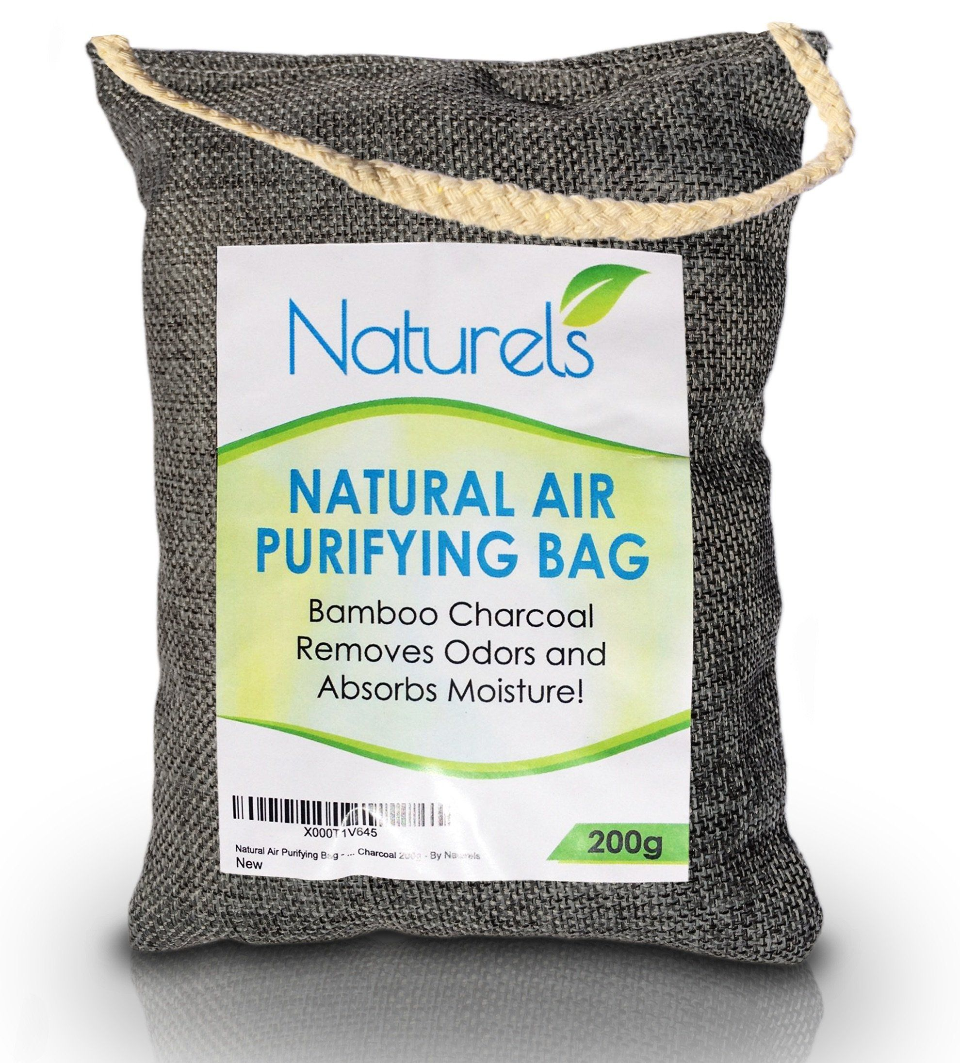 Natural Air Purifying Bag Bamboo Charcoal Naturally