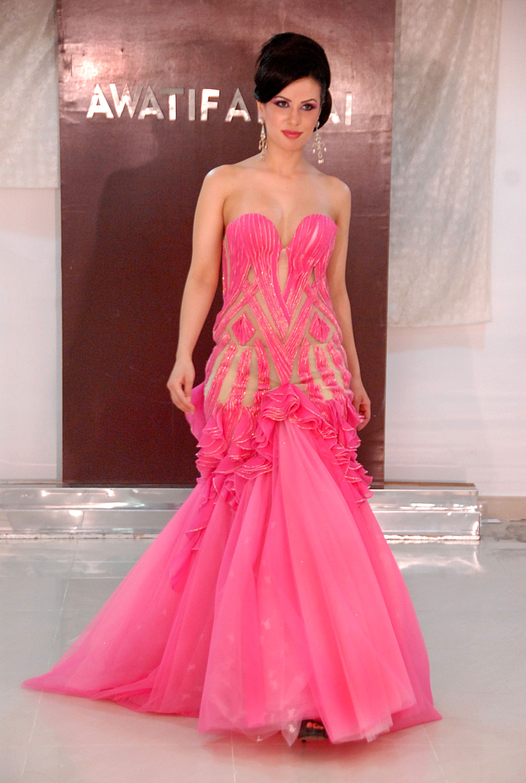 Awatif Alhai is a Kuwait based fashion Designer specialising in ...