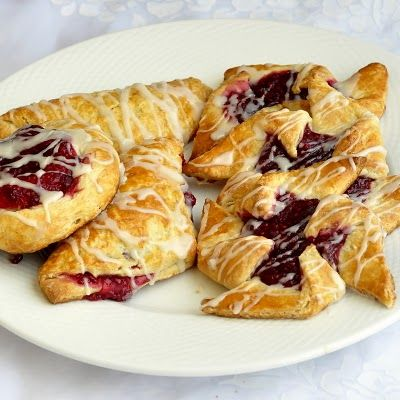Easy No Knead Danish Pastry Dough Recipe Can Be Turned Into Fruit Pastries Cinnamon