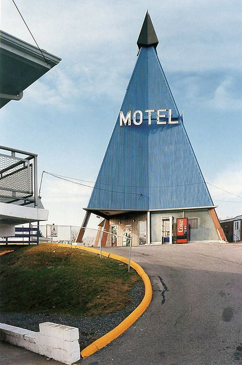 wandrlust: Pennview Motel, Reading, PA, 1998  I stayed here