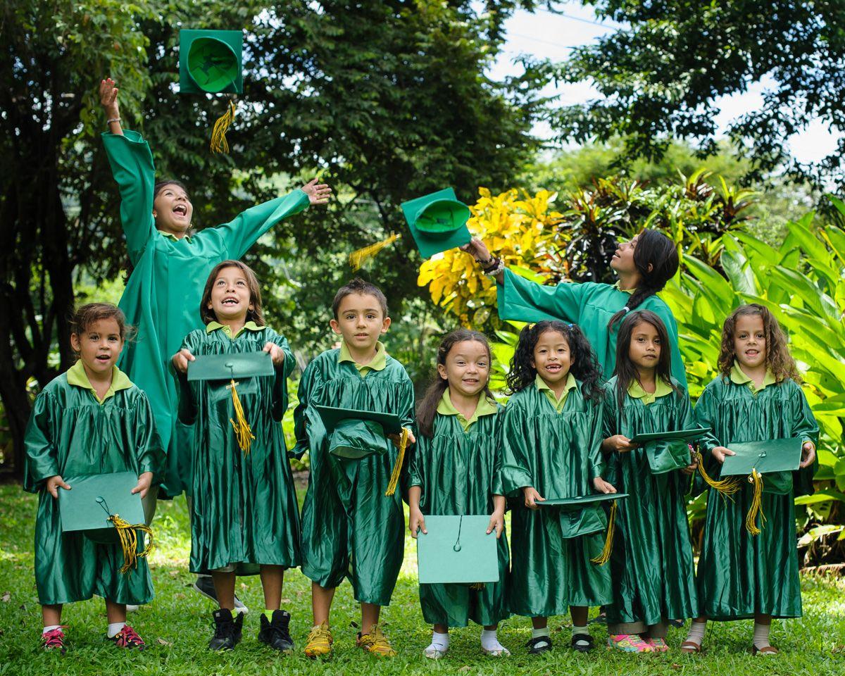 Green Life Academy Graduation Photos Playas del Coco
