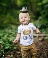 Where The Wild Things Are First Birthday Shirt Birthday Shirt Wild One Max Crown 1 Birthday Cake Sma...