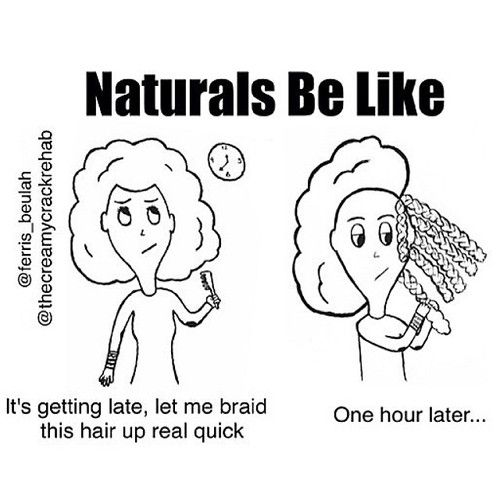 Image result for natural hair problems